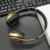 Auriculares inalámbricos bluetooth estéreo de música soporte de tarjeta tf fm auriculares del auricular con el mic para el teléfono móvil iphone samsung xiaomi