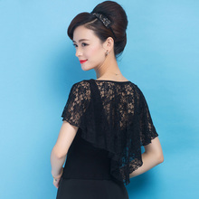 Fashion Ballroom Black lace Short sleeve sexy modern Latin dancing clothing top for women/female/girl, New Tango costume YC0309