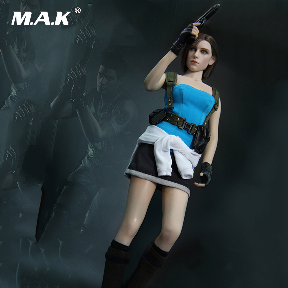 купить 1/6 FS013 Resident Evil Jill valentine Game Version Full Set Action Figure Model for Collection