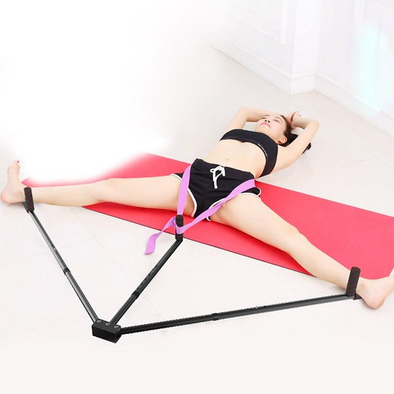 Ballet Leg Extension Machine 3 Bar Adjustable Flexibility Training Split Legs Ligament Stretcher Split Legs Training Equipment