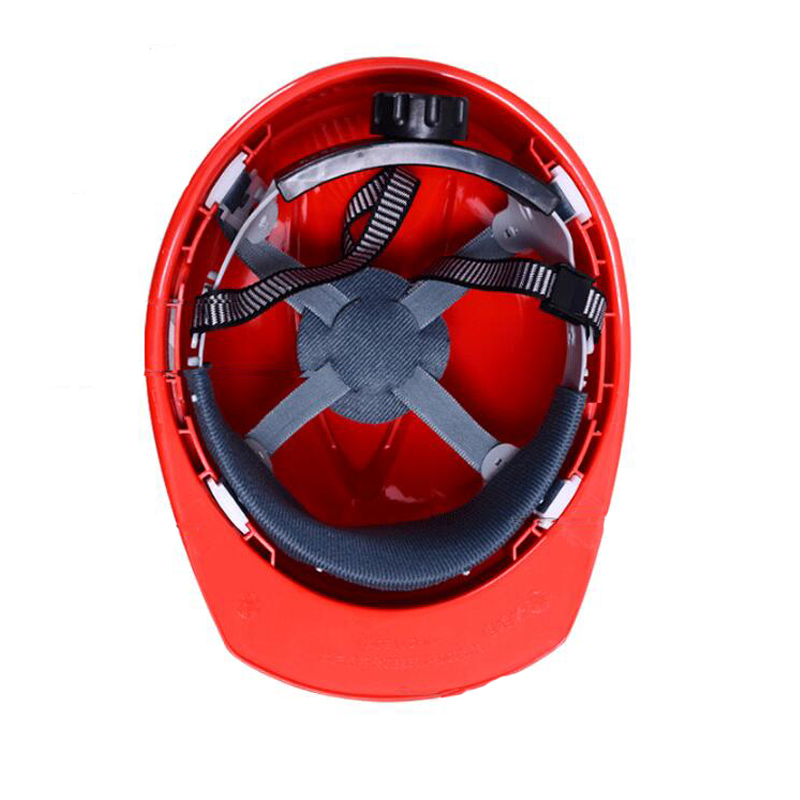 Купить с кэшбэком Safety Helmet Hard Hat Worker Cap ABS Insulation Material Construction Site bulletproof Mask Capacete Tatico Protect Helmets