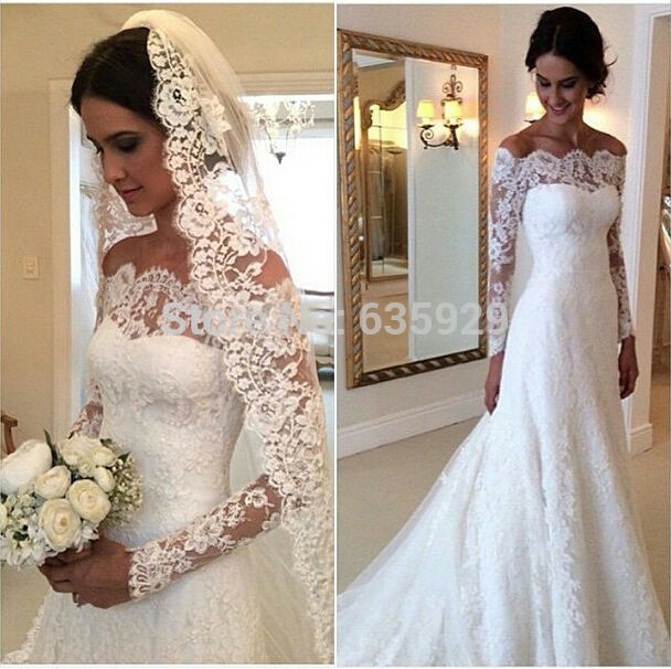 Vestidos de novia en wish