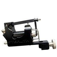 Preto Discrição II Máquina de Tatuagem Rotativo Máquina de Tatuagem Elétrica Liga Liner Shader para Tattoo Machine Gun Suprimentos Frete Grátis