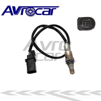 AVROCAR O2 czujnik tlenu 06E906262F dla PORSCHE CAYENNE 3.0 S EHybrid VW TOUAREG V6 UAA0001VW001 działających na rynku wyższego szczebla prawo szerokopasmowy Lambda