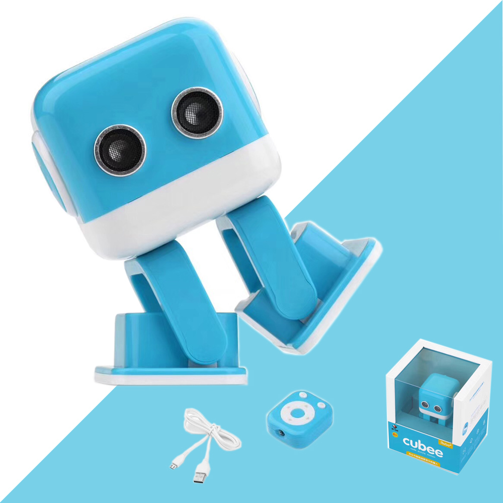 Wltoys F9 RC Mini robot Toys Infrared control APP Control Puzzle Intelligent Toys Robot for Children xmas gift diy assembly puzzle metal intelligent control robot children educational toys