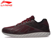 Li-Ning 207new Men Li-Ning Cloud IV Flame Cushion Running Shoes Light Sneakers Comfort LiNing Sports Shoes ARHM055(China)