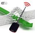 Высокая Мощность/Скорость N9000 Бесплатный Интернет Беспроводной USB Wi-Fi Адаптер 150 Мбит Long Range + Wi-fi Антенны Wi-Fi приемник