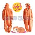 Anime Himouto! Umaru-chan Tanaka Aimi mono Con Capucha Sudaderas Cosplay Disfraces de Halloween pijamas pijama de una pieza de Franela Manta Colcha