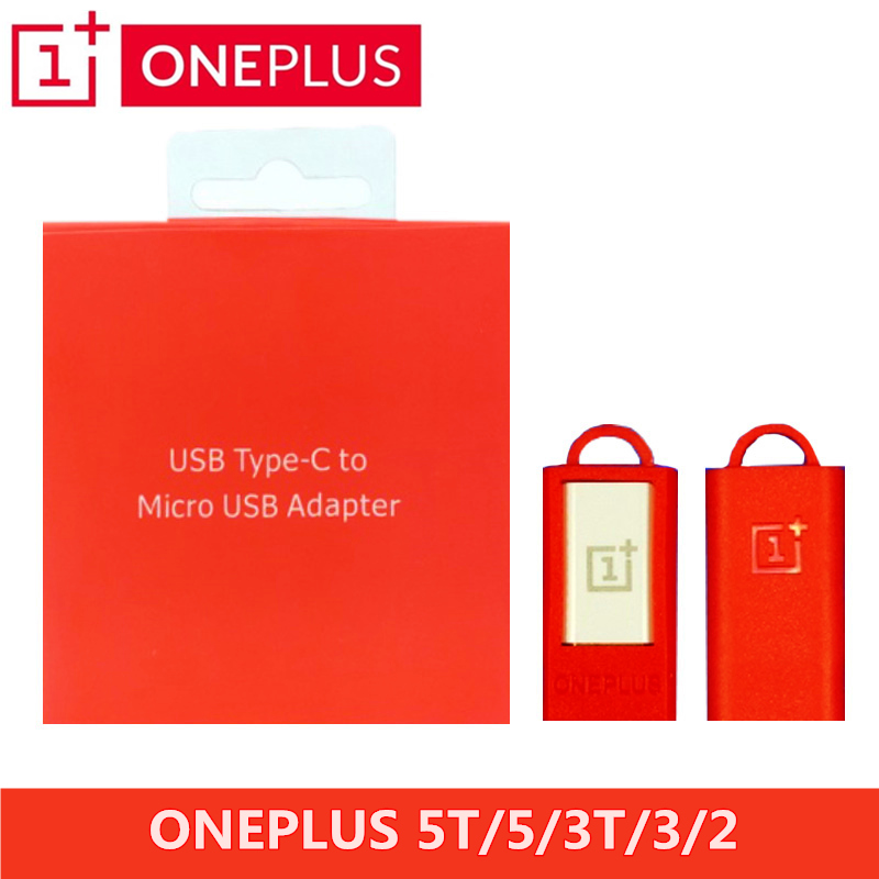 Mobile Phone Chargers Cellphones & Telecommunications Responsible Oneplus Charger Cable Converter Adapter Original Micro Usb To Type C Portable Keychain Transmission Head One Plus 6t 6 5t 5 3t 3 Relieving Heat And Sunstroke