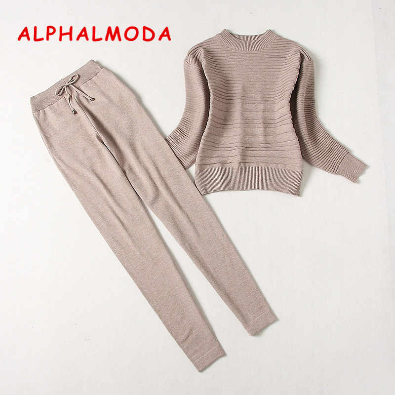 Detail Feedback Questions About Alphalmoda 2018 New Women Casual