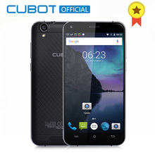 CUBOT MANITO 5.0 Pouce HD Écran Smartphone Android 6.0 MTK6737 Quad Core Téléphone portable 3 GB RAM 16 GB ROM Mobile Téléphone