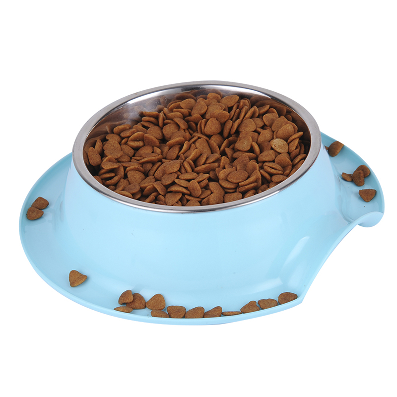 Tip-proof Ant Pet Dog Cat Feeder Bowl Universal Plastic Pets Puppy Kitten Guinea Pigs Small Pets Feeding Water Bowls