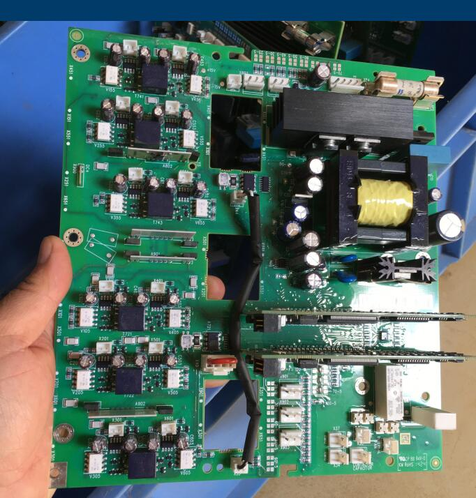 GINT-5612C inverter ACS800-11 power eries driver board moderators board GIN5512C inverter acs510 and acs550 inverter board driver moderators board sint4120c 4kw power