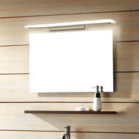 Wall Lamp Led bathroom mirror lights White 400/600/800/1000/1200mm Modern makeup dressing bathroom led mirror