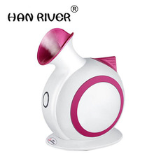Hot sales small snail steamer home water beauty instrument hot spray steaming machine ion sink UV sterilization ozone steam mach