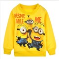 Children T Shirts Boys T Shirt Girls Sweatshirts Kids Hoodies Autumn Spring Tops & Tees New 2015 C05002
