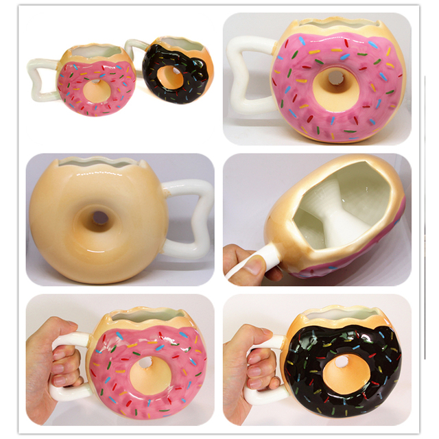 Cute Donut Mugs