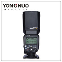 Brand New Yongnuo YN600EX-RT 2.4G Wireless 1/8000s Master HSS Flash Speedlite Unit TTL Master for Canon DSLR Camera 600EX-RT