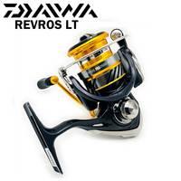 NEW DAIWA Fishing reel REVROS LT 1000 6000 fishing reel Seawater spinning Reel Max 12kg 5.1:1/5.2:1/5.3:1 Sea Spinning Reels