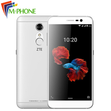Original ZTE Blade A910 BA910 Mobile Phone 5.5″MT6735 Octa Core 3GB RAM 32GB ROM Android 5.1 8MP+13MP Rear Camera Cellphone