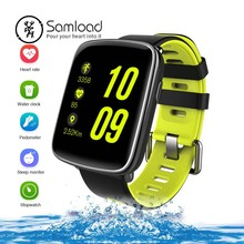 Samload Sport Sensible Watch Waterproof IP68 Bracelet Health Tracker Passometer Coronary heart Price Tracker For Apple iPhhone Android cellphone