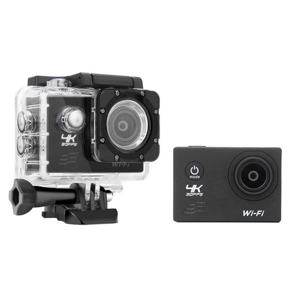Wifi Camera 16MP 170 Degree Wide Angel Sports DV Waterproof Outdoor Diving Ridin