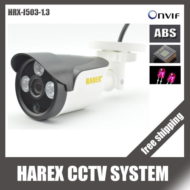960 P 1.3mp Мини Пуля IP Камера ONVIF Водонепроницаемый открытый Ночное видение plug and play poe/аудио дополнительно, бесплатная доставка