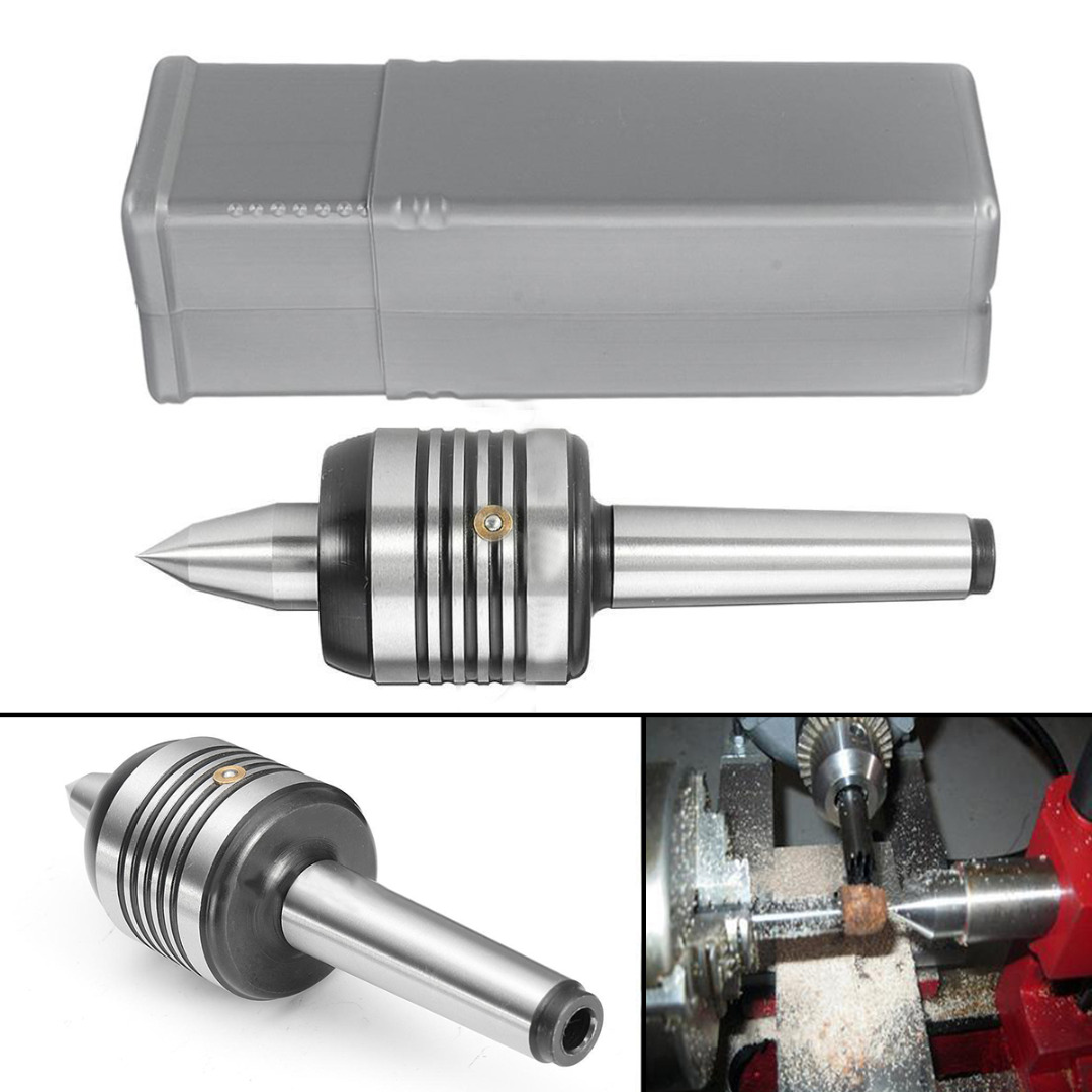 1pc Precision MT2 Live Center 0.0002 Long Nose Live Center Morse Taper Bearing For Lathe Turning Tool high quality mt3 lathe real time center three bearing design tapered lathe power tools precision lathe bearing tool accessories