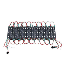 20PCS LED Module WS2811 DMX 3LED DC12V LED Garden Light SMD5