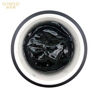 SOMILD Bamboo Charcoal Black Frozen Mask Anti Acne Remove Pores Gel Mask Black Heads Remover Moisturizing Hydrating Facial Mask 2