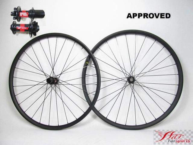Us 9080 1205g Farsports Fs29t 28 25 Dt240 Cinese Farsports Mtb Mountain Bike Carbon Ruote 29 Mountain Ruote Di Bicicletta Del Carbonio In 1205g