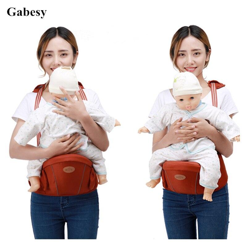 Porte-bébé Hip seat Taille Confortable Tabouret Walkers Ceinture Sac à dos Kids Infant