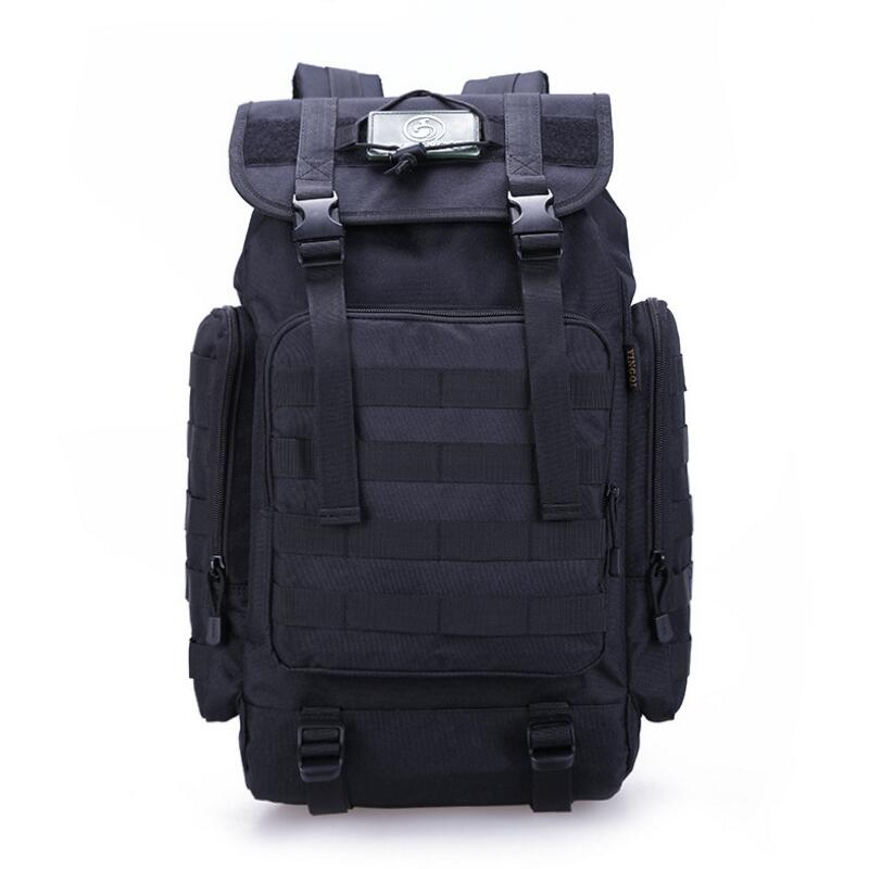 40L Tactical Backpack Military Bag Waterproof Sports Camouflage Bag Outdoor Camping Rucksack Hiking Hunting Military Backpacks