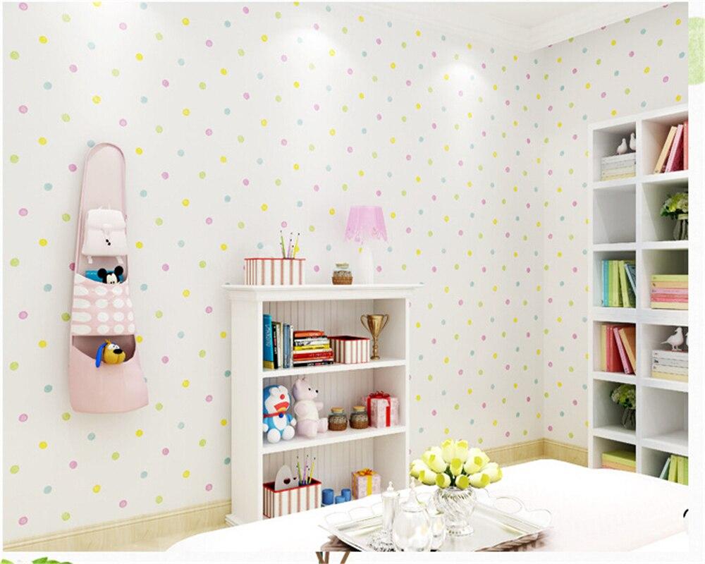 Meisjes Slaapkamer Te Koop.Aliexpress Com Koop Beibehang Tapety Milieuvriendelijke Permeabel