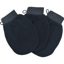Sinland Exfoliating Hammam Gloves Mitten Remove Dead Skin Bath Body