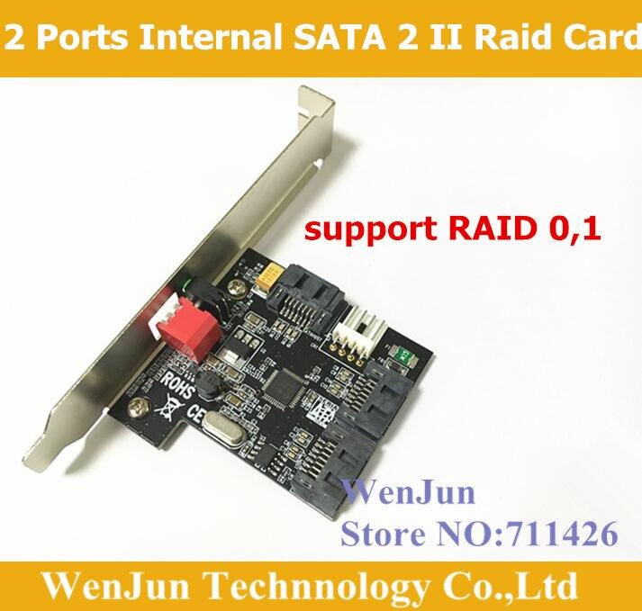 Interno do Acelerador Portas Sata Dual Channel Disco Rígido Cartão Raid 0 – 1 Melhor Preço 2 ii
