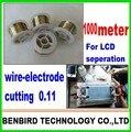 1000m Separator line gold steel wire cutting line fix repair refurbished machine separates the liquid crystal cutting line B4057