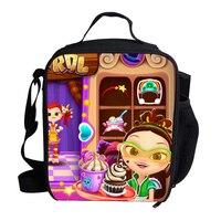 2019 Popular Picnic Lunch Insulated Cooler Bag For Food Bag For Kids Cartoon Fantasy Patrol Cooler Bag For Girls Boys