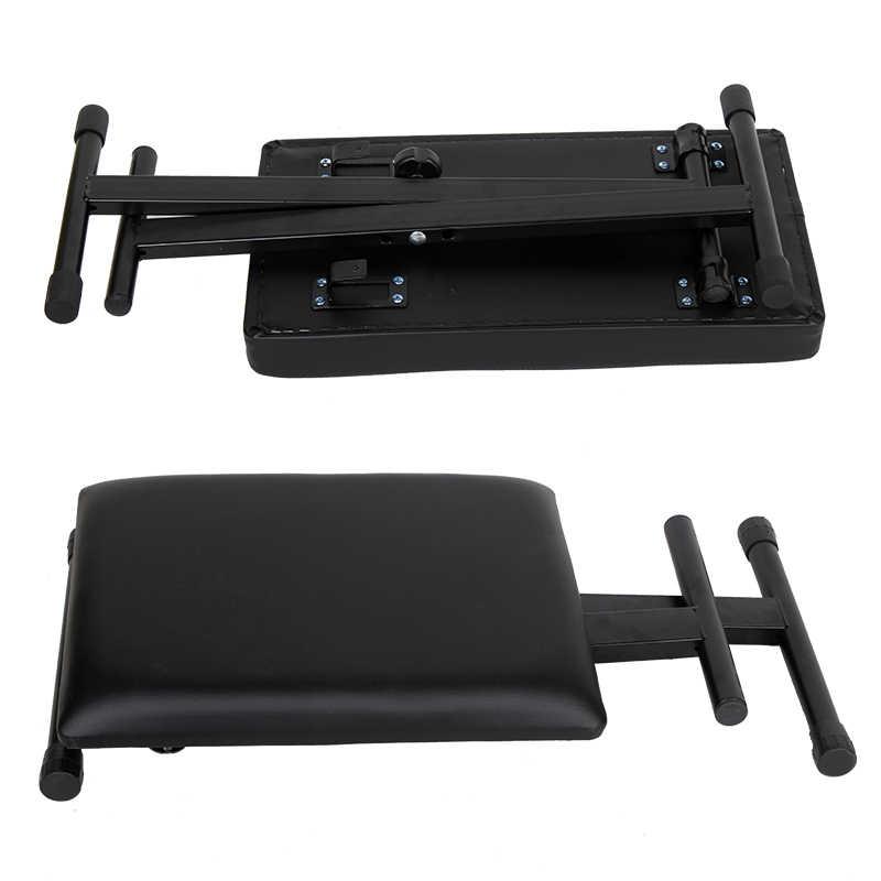 Fácil teclado dobrável cadeira fezes fezes fezes banquinho do piano guitarra guzheng erhu
