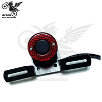 2015 Brand New Bicycle Tail Light Bike Red Lighting Universal Motocycle Accessories Motorbike LED Scooter Electric