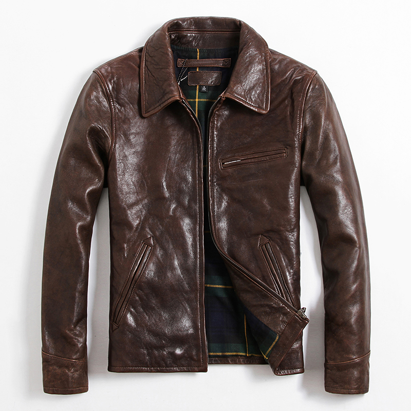 Brown Flight Jacket Promotion-Shop for Promotional Brown Flight