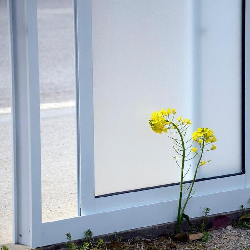 30/45 cm breedte Frosted Glasfolie Ondoorzichtig Glas Films voor ...