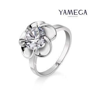 Diamond Wedding Rings Women S Zinc Alloy Ring Fashion Christmas