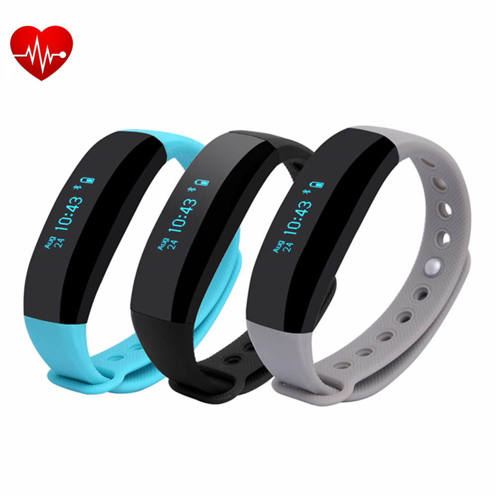 CUBOT V2 Smart band All-weather Heart Rate Monitor Real-time GPS Sports Trail Intelligent Reminder Wristband for iOS android