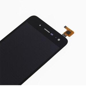 Image 2 - Pour BQ BQS 5057 Strike 2 LCD écran tactile numériseur assemblée pour BQ 5057 affichage téléphone pièces écran LCD outils gratuits