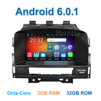 Octa Core Android 6 0 Car DVD GPS Radio For Vauxhall Opel Astra J Buick Verano