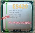 Intel Xeon E5420 2.5GHz/12M/1333Mhz/80W  Processor equal to Core 2 Quad Q6600 Q9300 CPU (LGA 775 mainboard no need adapter)