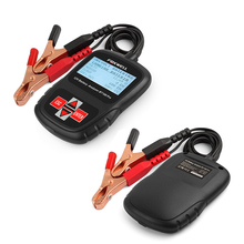 FOXWELL BT100 PRO 12V Car Battery Tester For Flooded AGM GEL Cell 100 – 1100 CCA 30 to 110 AH 12 V Volt Automotive Analyzer Tool
