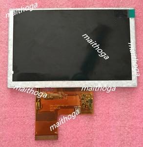 Image 2 - Maithoga 5.0 بوصة 40PIN HD TFT LCD MP4 MP5 العرض المشتركة شاشة 800*480 WTF500CG40BG 00