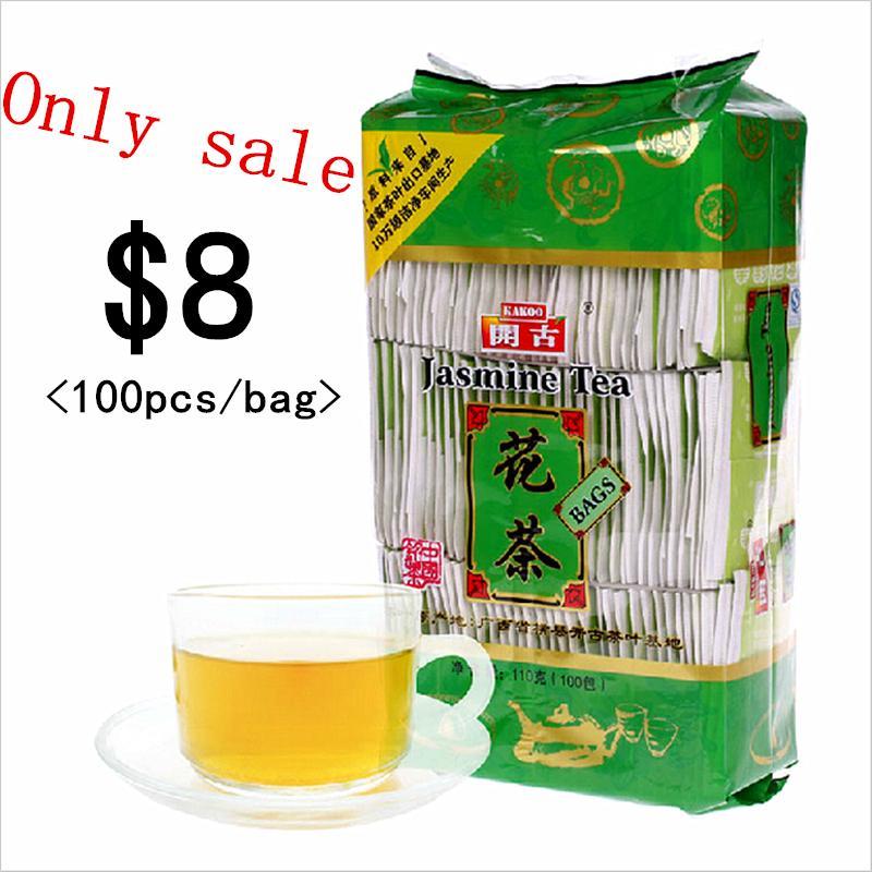 китайский жасминовый чай
